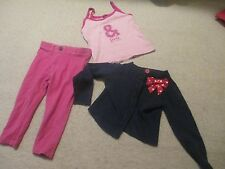 212 set cardigan, trousers and top 18-24 months Next D&G