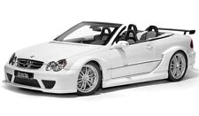 KYOSHO MERCEDES BENZ CLK DTM AMG CABRIO STREET WHITE 1:18*Back in Stock*