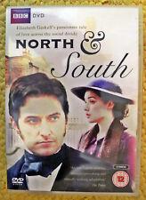 North & South - Elizabeth Gask - 2 DVD Set