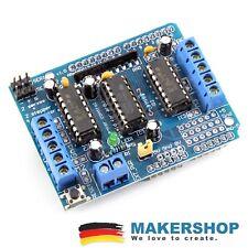 L293d Controlador de motor Arduino onu Mega 2560 Driver stepper Shield