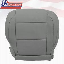 2006 2007 2008 Gray Passenger bottom Leather Seat Cover for Nissan Titan SE