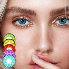 Beautiful Comfort colored Contacts Lens Travel Cases Color Lens Portable Case