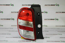 2010 Nissan Micra rear light  LH left side 26555 / 1ha0b x02a rlc / 89050365