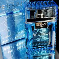 Versace Perfume Man Eau Fraiche Eau De Toilette Mini Parfum Men's Fragrance 5 ml