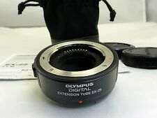 Olympus Macro Close-Up Extension Tube EX-25 Lens Four Thirds 4/3 Evolt cameras