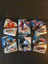Hot Wheels Character Cars Marvel Avengers Iron Man. FREE US Shipping