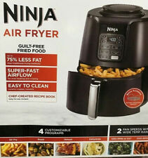 Ninja 4-Quart Air Fryer, AF100 Model with Programmable Control Panel NEW