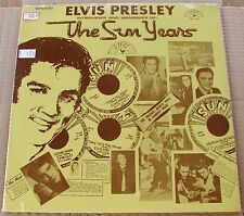 Elvis Presley SUN-1001 Interviews And Memories Of The Sun Years SEALED MINT