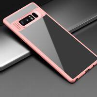 Samsung Galaxy A8 2018 Hülle Case Handy Cover Schutz Tasche Schutzhülle Pink