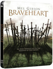 Braveheart - Limited Edition Steelbook (Blu-ray) *BRAND NEW* PRE ORDER!