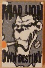 Own Destiny [Single] by Mad Lion (Cassette, 1995, Nervous (USA))
