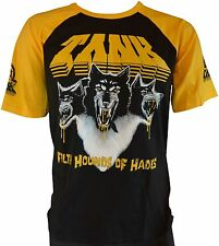 Official Tank T Shirt Filth Hounds Of Hades Black Mens Classic Rock Metal Tee