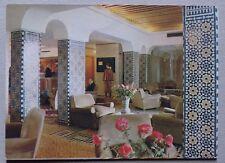 ET43) CPSM MAROC MEKNES Hôtel Transatlantique