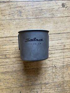 Salsa Cycles Titanium Mug 375ml