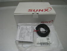 8 NEW SUNX FX-101 Digital Fiber Sensor FX-100 Series, Box of 8