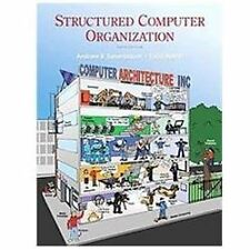 INTL Structured Computer Organization by Andrew S. Tanenbaum and Todd Austin 6ed