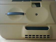 Jeep Wrangler TJ Full Door Panel SPICE TAN Driver Side 1997-2006 MOPAR NEW OEM