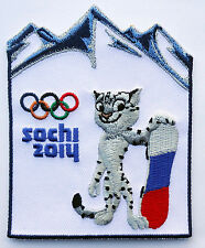 SOCHI Winter Olympic Games  2014 Sochi Russia Olympic PATCH