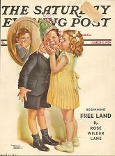 Frances Tipton Hunter, Child, Romance, Humor, Vintage, 1938 Original, Cover Only