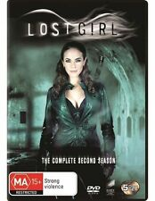 Lost Girl The Complete Second Season 2 Two DVD Region
