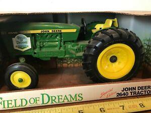 Ertl John Deere 2640 Field of Dreams 1990 Special Edition