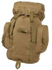 Coyote Military Tactical 25L Liter Rio Grande Camping Backpack Rothco 2748