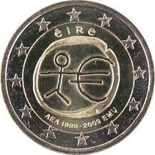 Pièces euro de l'Irlande Année 2009