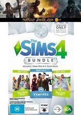 The Sims 4 Bundle Pack 4 Key - Origin - PC / Mac Game - Digital Download - DLC