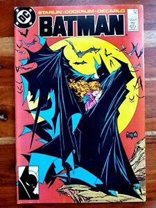 Batman # 423 - Rare 1st First Print KEY McFarlane Iconic Cover 1988  DC Comics