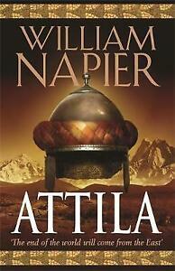 Attila: The Scourge of God by William Napier (Paperback, 2006)