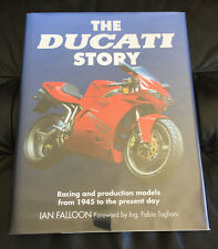 Ducati Story : Racing and Production Models by Ian R. H. Falloon Hardcover