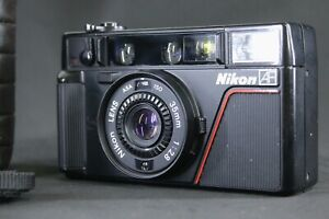 *Exc+4 / Works properly * Nikon L35AF Point & Shoot 35mm Film Camera from Japan