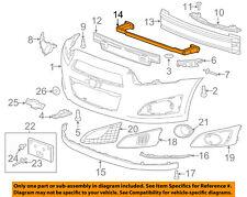 Chevrolet GM OEM Front Bumper-Lower Reinforcement Impact Bar Rebar 96696249