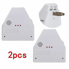 X2 The Clapper Sound Activated On/Off Switch by Hand Clap 110V Electronic Gadget