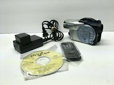 Hitachi Dz-Mv550A Dvd Camcorder Software Battery Charger Remote Control Tested