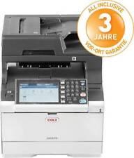 OKI MC573dn Farblaser Multifunktionsdrucker LED LAN Duplex-ADF  3J Garantie Neu