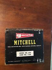 Vintage Garcia Mitchell #624 reel Box