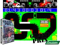 Sinclair ZX Spectrum 48K Game - GRAND PRIX SIMULATOR - Codemasters -Working