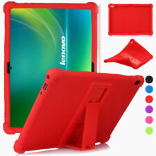 Silicone Case Cover For Lenovo Tab M10 TB-X605F / TB-X505 Kids Safe Stand Tablet