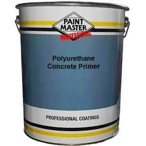 PAINTMASTER - POLYURETHANE PRIMER & FLOOR SEALER - CONCRETE PRIMER 5litre