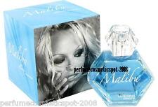 NIB MALIBU PAMELA ANDERSON PERFUME FOR WOMEN 3.4 OZ / 100 ML EAU DE PARFUM SPRAY