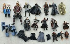 Marvel Lord Of The Rings Action Figures Aragon Frodo Legolas Gandalf The White