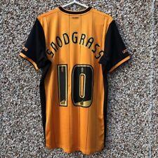 2015 2016 Hull City home football shirt Robert SNODGRASS #10 Adult Small - S