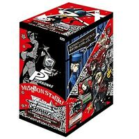 Weiss Schwarz Card Box Persona 5 Booster Pack Bushiroad