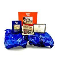 Lilliput Lane The Toy Shop 690 1995 Vintage Ornament Boxed Deeds Booklet New