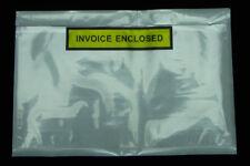 75 PCS 150x230mm Invoice Enclosed Print Envelope Document Sticker Pouch