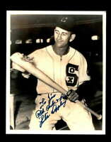 Luke Appling Hand Signed 8x10 Photograph Autograph Chicago White Sox