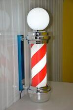 Globe Barber Pole With New 2017 DesignHeavy-dut Rotating Salon SignFull  Led Red