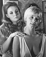 "Pippa Steel and Yutte Stensgaard Hammer Horror 10"" x 8"" Photograph"