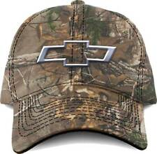 GM / Chevrolet Official Basic Logo All Camo Hat Cap